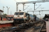 KJM WDP4 20045 at Bangalore City with 56525 1810 Bangalore City - Kolar