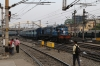 HWH WDS6 36169 arrives into Howrah with the stock for 22321 0645 Howrah - Siuri