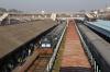 SPJ WDM3D 11585 arrives into Samastipur Jn with 15284 0440 Jaynagar - Katihar Jn
