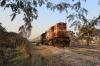 MGS WDM3A 16177 at Fatuha Jn with 12402 2000 (P) New Delhi Jn - Islampur Magadh Express, running 3h30m late