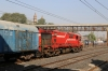 KTE WDG3A 13022 runs into Ahmedabad Jn with a freight