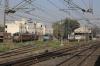 Ahmedabad Electirc Trip Shed - BRC WAP5 30046 & AJNI WAP7 37001 with BNDM WAG7 27732, BRC WAG5 23546 & BRC WAG5 23xx