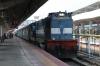 MLY WDG3A 14630 at Kacheguda being prepared to depart with 57690 0950 Kacheguda - Nizamabad passenger