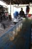 Chai & food shack outside Old Malda Jn