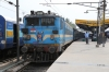 KZJ WAG7 27834 waits to depart Hyderabad with 11308 1625 Hyderabad - Gulbarga