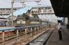 VTA WDM3A 14070 waits to depart Secunderabad Jn with 19201 1515 Secunderabad Jn - Porbandar