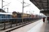 Secunderabad Jn loco line - GTL WDG3A 13224, GTL WDM3A's 16388/16705 & GTL WDM3D/A 11339/16716