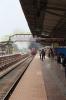 GY WDM3A's 14009/14032 arrive into Dharwad with 18048 0730 Vasco Da Gama - Howrah Amaravati Express
