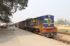 Ex NKE, now IZN YDM4 6636 waits to depart Shahgarh with 52205 1100 Pilibhit Jn - Mailani Jn