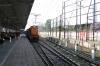 BKSC WDM3A 16182 at Ranchi Jn after arrival with 58654 1200 Tori Jn - Ranchi Jn