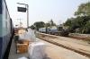 MLDT WDM3A 16202 waits its next turn at Guwahati Jn