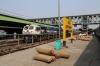 MLDT WDM3A 16845 shunting at Guwahati Jn