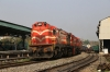 KTE WDG3A's 14986/13439 arrive into Guwahati Jn with a freight