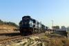 ET WDM3D's 11426/11139 depart Sihora Road with 22182 1750 (P) Hazrat Nizamuddin - Jabalpur Jn