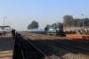 ET WDM3A 16776 arrives into Sihora Road with 51701 0730 Jabalpur Jn - Rewa