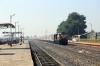 ET WDM3A 14100 runs through Sihora Road with 12390 0700 (P) Chennai Egmore - Gaya Jn