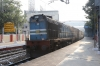MLY WDM3A 14038 at Begumpet with 57605 0740 Secunderabad Jn - Vikarabad Jn