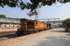 KZJ WDG3A 14967 departs Lingampalli with 57547 0755 Hyderabad DN - Purna Jn