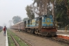 IZN YDM4 6626 at Palia Kalan with 52252 0700 Mailani Jn - Bahraich