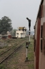 IZN YDM4 6533 departs Mailani Jn with 52208 1330 Mailani Jn - Pilibhit Jn*