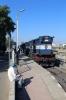ET WDM3D 11381 at Chhindwara Jn after arrival with 14624 1200 (P) Delhi Sarai Rohilla - Chhindwara Jn
