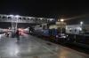MLDT WDM3A 16548 stands at Kamakhya with 55803 1705 New Bongaigaon Jn - Guwahati Jn
