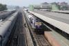 MLDT WDM3A 16845 arrives into Kamakhya Jn with 55753 0245 Alipurduar Jn - Guwahati Jn Sifhung Passenger