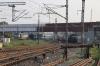 VTA WDM3A 18863 (R) & VTA WDM3S 018658 (L) on shunting duty at Ahmedabad Jn