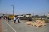 MLDT WDM3A 16078 at Kamakhya Jn with 55801 0450 New Bongaigaon Jn - Guwahati Jn Manas Rhino Passenger