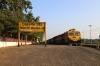 KTE WDG4D 70463 & SBI WDG4 12261 at Goalpara Town with 15906 2305 (P) Dibrugarh - Kanniyakumari