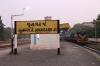 VRL outbased SBI YDM4 6560 at Junagadh Jn with 52952 0715 Junagadh Jn - Delvada