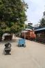 KZJ WDG3A 13444 arrives into Yesvantpur Jn with 12735 1950 (P) Secunderabad - Yesvantpur Garib Rath