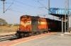 GTL WDG3A 14892 at Dharmavaram Jn with 57475 0815 Tirupati - Guntakal Jn