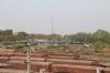 ABR WDM3A 16434 departs Sabarmati with 19412 0625 Ajmer Jn - Ahmedabad Jn