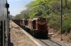 KYN WDG3A's 14983/13619 hammer up the hill from Bangalore City to Bangalore Cantt with a heavy freight