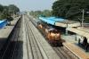VSKP WDM3A's 16009/16054 arrive into Kesinga with 12808 0835 (P) Delhi Hazrat Nizamuddin - Visakhapatnam