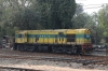 VTA WDS6AD 36274 on shunting duty at Ahmedabad Jn