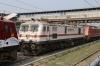 SRC WAP7 37131 at Ahmedabad Jn