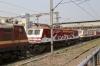 BRC WAP5 30048 & BRC WAP7 37131 at Ahmedabad Jn
