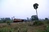 VSKP WDG3A 14602 at Gunpur being prepared for departure with 58418 0625 Gunupur - Puri