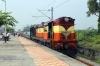 VSKP WDG3A 14602 at Naupada Jn with 58418 0625 Gunupur - Puri