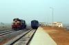 VSKP WDM3D 11511 runs round at Rajsunakhala to work 58430 0825 Rajsunakhala - Khurda Road Jn