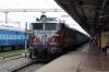 BZA WAG5 23742 at Puri with 17479 1230 Puri - Tirupati