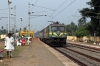 LGD WAG9 31146 arrives into Sakhigopal with 58409 1230 Khurda Road - Puri