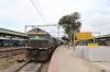 UBL WDG4 12325 at Bangalore City with 12614 1500 Bangalore City - Mysore Jn