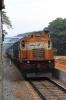 ERS WDG3A 13451 at Angadipuram with 56612 0645 Nilambur Road - Shoranur Jn