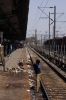 Tracks at Allahabad Jct in a right state during Kumbh Mela