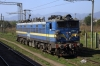 ED WAG7 27460 stabled well away from home depot at Kiratpur Sahib in the Punjab