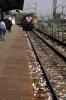 ET WDM3A 14085 arrives into Allahabad Jct with 11061 1215 (09/03) Lokmanya Tilak Terminus - MuzaffarpurET WDM3A 14085 arrives into Allahabad Jct with 11061 1215 (09/03) Lokmanya Tilak Terminus - Muzaffarpur