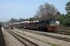 IZN YDM4 6612 at Sitapur Jct with 52237 0430 Pilibhit - Aishbagh
